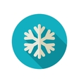 Snowflake Snow flat icon Meteorology Weather