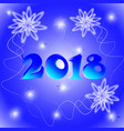 figure new year vector image vector image