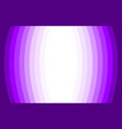 purple spectrum line pattern frame background vector image vector image