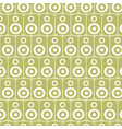 audio speakers pattern background vector image