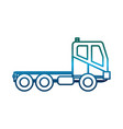construction trucks design vector image