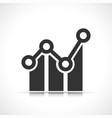 data symbol icon design vector image
