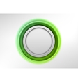 circle green vector image vector image