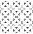 seamless pattern in diagonal arrangement vector image