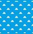 building pattern seamless blue vector image vector image