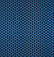 circle blue vector image