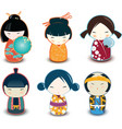 Kokeshi vector | Price: 3 Credits (USD $3)