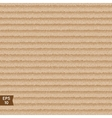 Seamless cardboard texture vector image