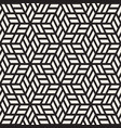 seamless pattern modern stylish lattice texture vector image vector image