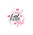 baby quote lettering typography