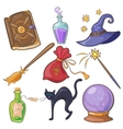 Magic and Fairy Tale vector image
