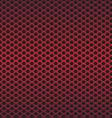 circle red vector image