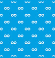 track pattern seamless blue vector image vector image