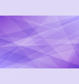 purple violet geometric abstract background vector image
