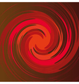 Spiral shape vector