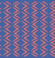 arrow triangle chevron stripes seamless vector image vector image