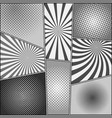 comic book gray background vector image vector image