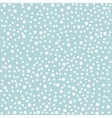 Polka dot background in vintage style vector image vector image