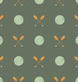 Rhythmic Gymnastics Pattern vector image vector image