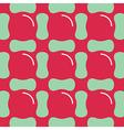 Aqua Seamless Pattern vector image
