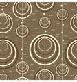 Decorative circles vector image vector image