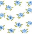 flower floral nature pattern icon vector image