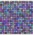 background colored mosaic vector image vector image