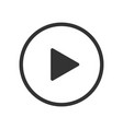 Play video button icon