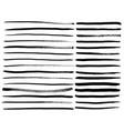 ink lines vector image