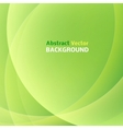 Abstract light green background vector image