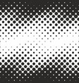 Abstract geometric black and white graphic design