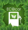 eco energy vector image