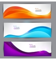 Abstract banners set vector | Price: 1 Credit (USD $1)