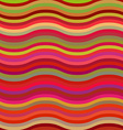 Abstract retro geometric pattern background of the vector image vector image