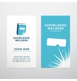 Knowledge Welders Education Abstract vector image