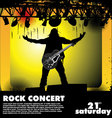 Rock concert vector | Price: 1 Credit (USD $1)