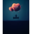 Love Story vector image