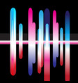 abstract background various geometric vector image