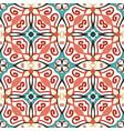 arabic decorative ornament vector image vector image