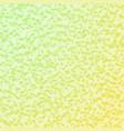 green yellow mottled background vector image vector image