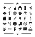 medicine gay equipment and other web icon in vector image vector image