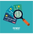 Payment icons design vector image