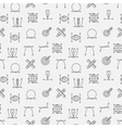 Graphic design minimal pattern vector image vector image