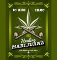 Marijuana smoker weeds drug warning