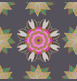 seamless pattern can be used for wallpaper web vector image