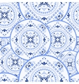 Ethnic pattern Mandala ornament vector image