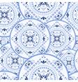 Ethnic pattern Mandala ornament vector image vector image