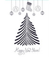 hand drawn doodle for holiday design vector image