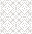 Pattern seamless ornament vector image vector image
