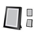 Frame desk vector image vector image